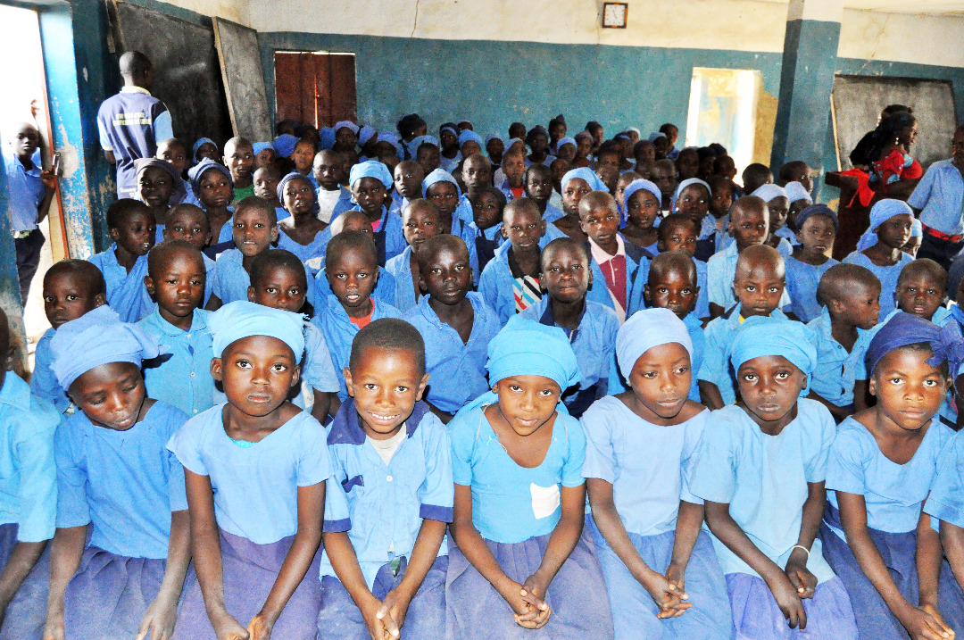 Educational Support to Christian School Children in Southern Kaduna